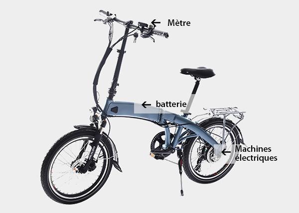 À propos de l'entretien du vélo électrique?