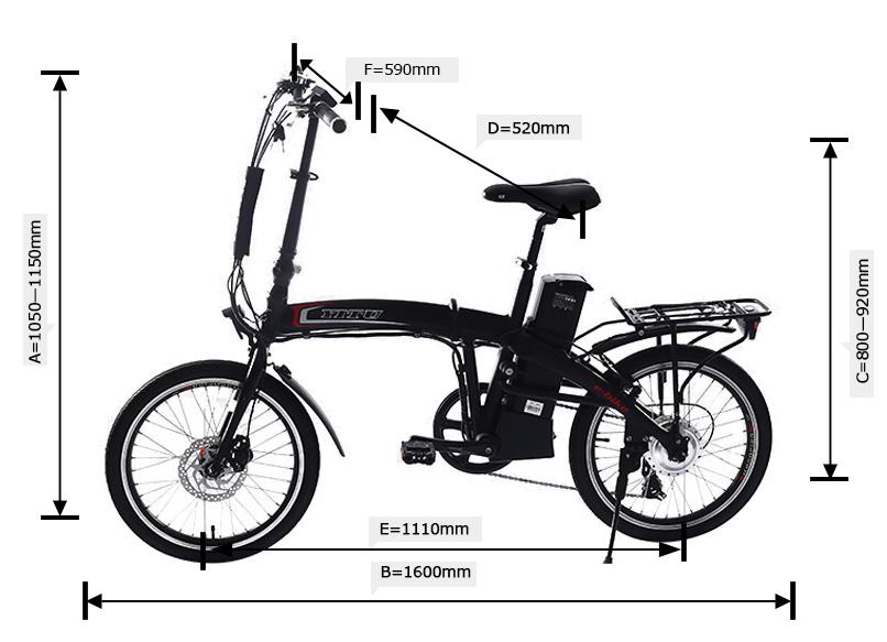 ?Cuánto sabes sobre bicicletas eléctricas plegables?