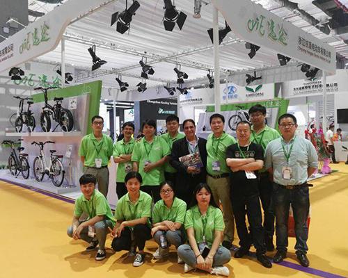 Le 30ème salon du vélo de Shanghai se tiendra du 6 au 9 mai, la plupart des élites industrielles y présenteront leurs meilleurs produits. Bienvenue pour visiter Shanghai pour le spectacle.